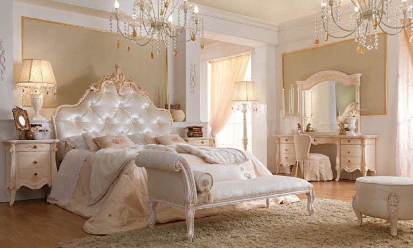 итальянские спальни от производителя